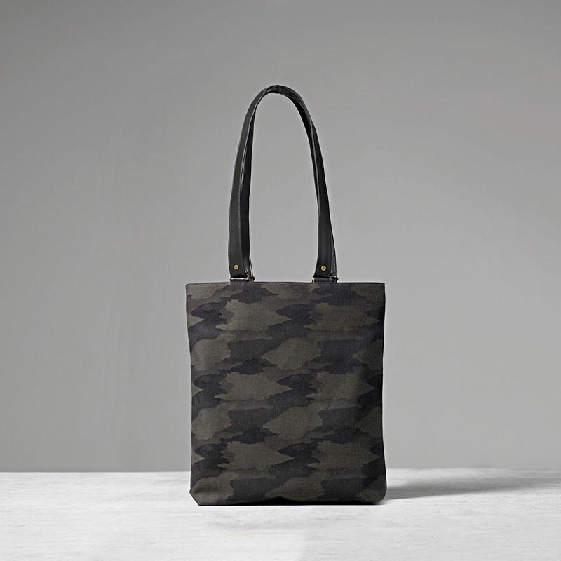 G6 TWO HANDLE TOTE - 軍綠