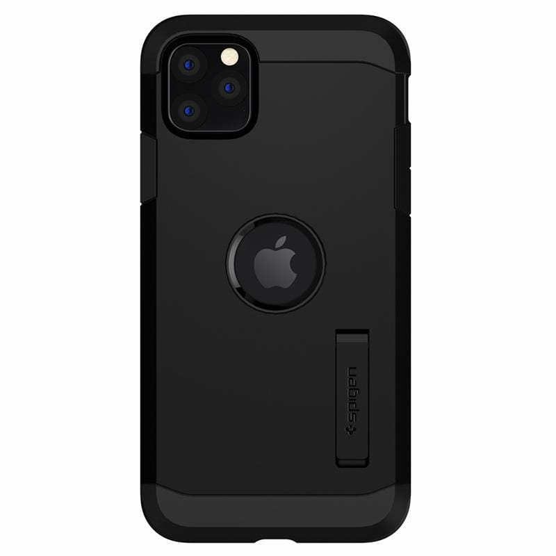 SGP / Spigen iPhone 11 Pro Max Tough Armor XP-軍規防摔保護殼 黑