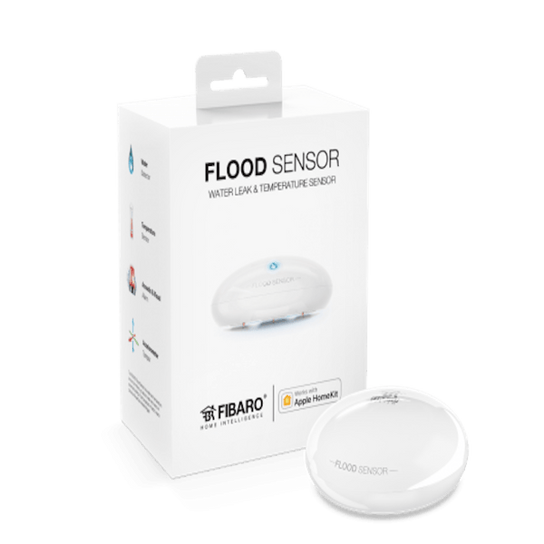 For Apple HomeKit系列:Flood sensor 水滴感測器