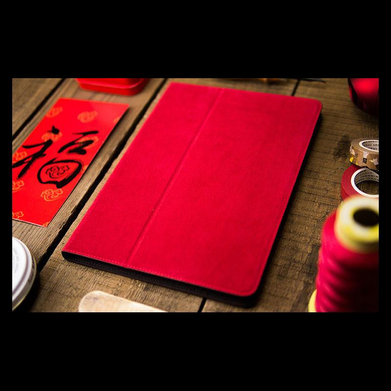 Furbo for iPad Air I 麂皮版 - 紅色