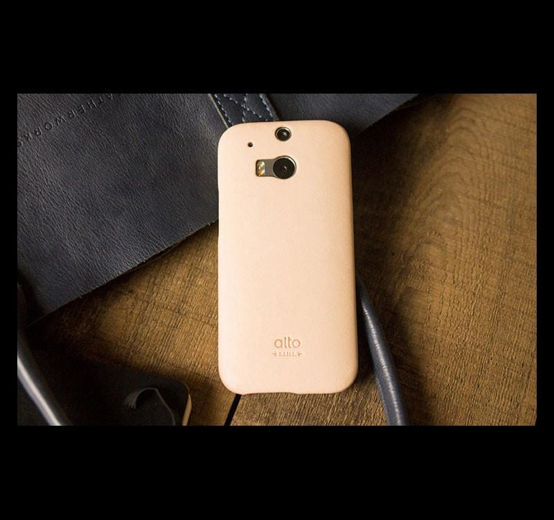 Coraza Original for HTC M8 - 本色