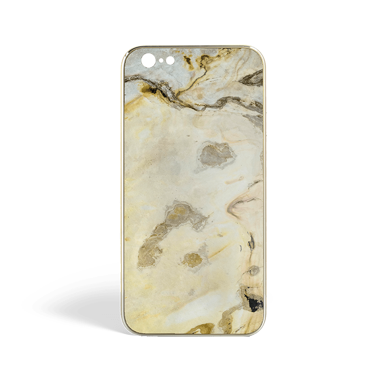 "【限量】The Mineral Case 真石材手機殼iPhone 6 / 6s plus(5.5"") - 印度夏天"