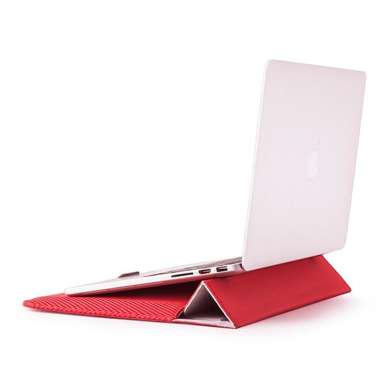 "MacBook 13""立架電腦包/筆電包- Air & Pro ARIA 焰火紅 / ARIA Stand Sleeve for MacBook 13""Air & Pro"