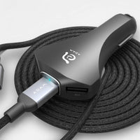 CASA CO3 USB Type-C 車用 QC3.0 快速充電器