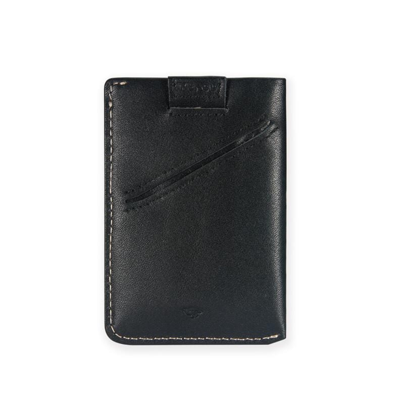Micro Carry Card Wallet直式超薄卡夾-Black都會黑