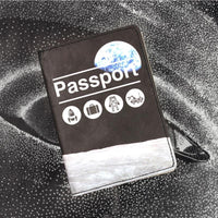 Mighty Passport Cover護照套-Space