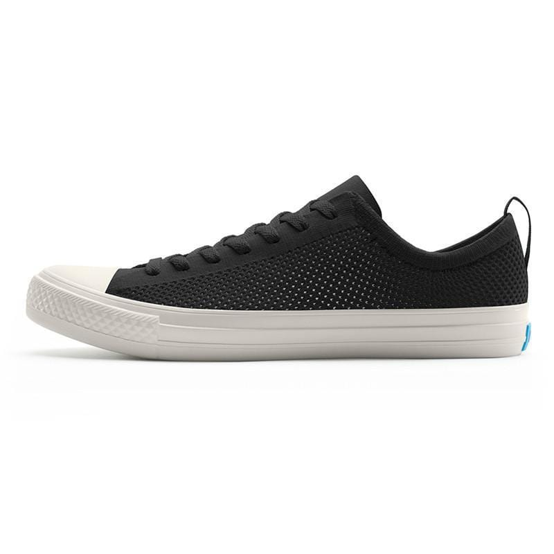 Phillips Knit  - REALLY BLACK / PICKET WHITE