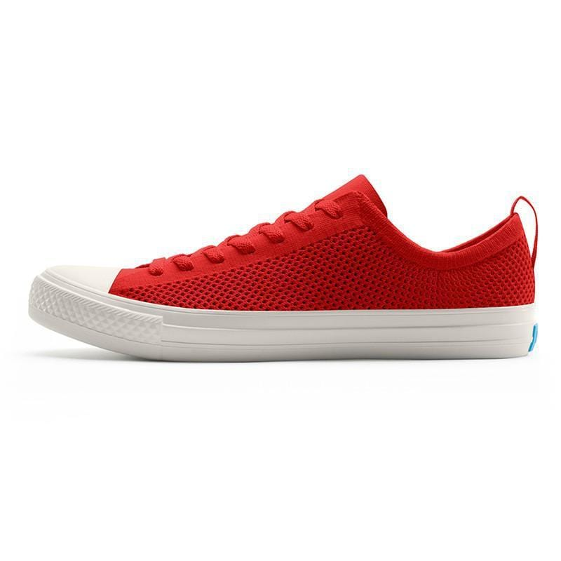 Phillips Knit  - SUPREME RED / PICKET WHITE