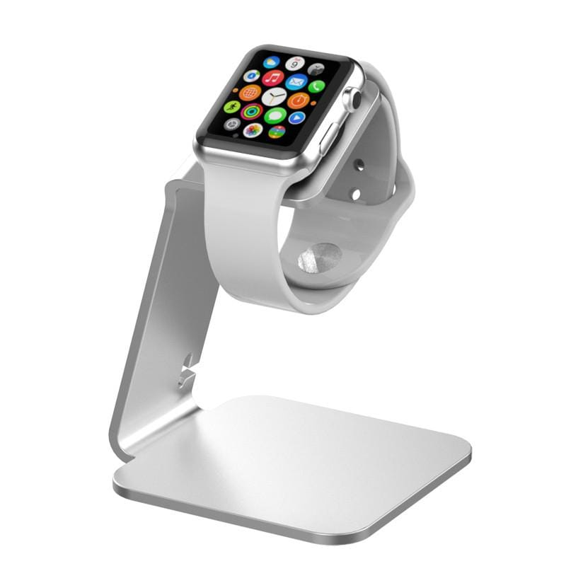 NuStand Apple Watch 手錶立架 - 銀