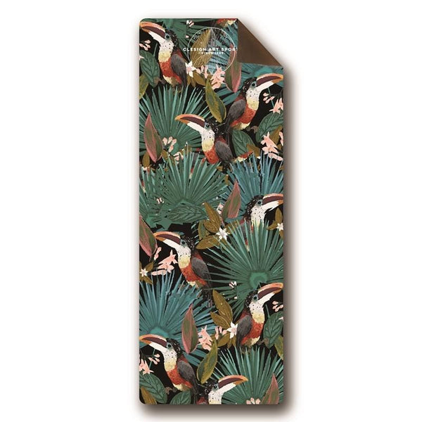 OSE Yoga Mat 瑜珈墊 3mm - SS6  Jungle magpie bird