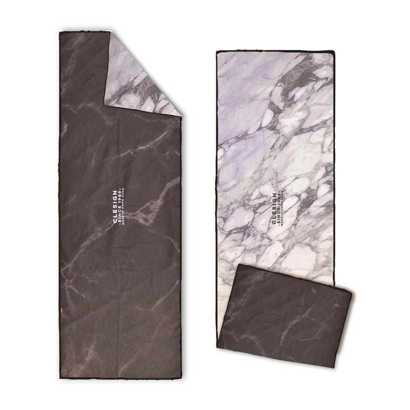 OSE ECO YOGA TOWEL 瑜珈舖巾 - Elegant Marble