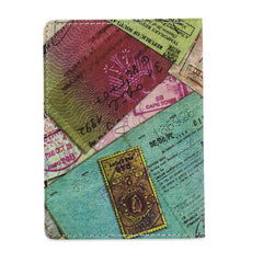 DYNOMIGHTY - Mighty Passport Cover護照套 - Stamp