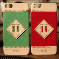 SCAPA Series for iPhone 5/5s - 紅