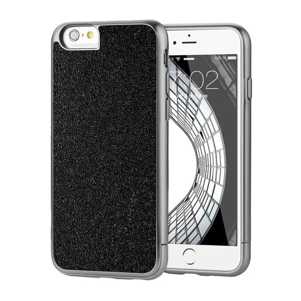 "iPhone 6/6s Plus(5.5"") Sparkle Fusion 跑趴女王系列 - 晶鑽黑"