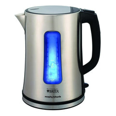 morphy richards - Brita Kettle 電熱濾水壺 (1.5L) - 不鏽鋼