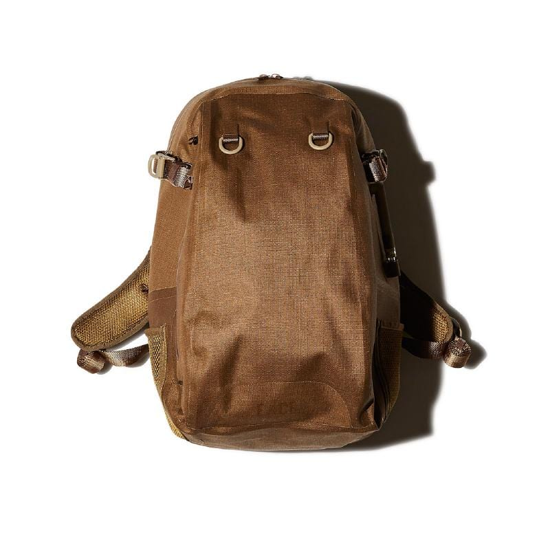 NO SEAM DAY PACK 無縫線後背包 - 駝黃色 F/CE - NO SEAM DAY PACK 駝黃色