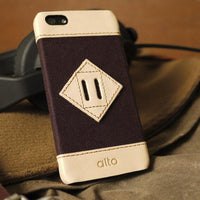 SCAPA Series for iPhone 5/5s - 深紫