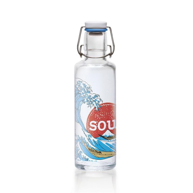 soulbottle設計款 - Great Waves of Kanagawa (0.6L)