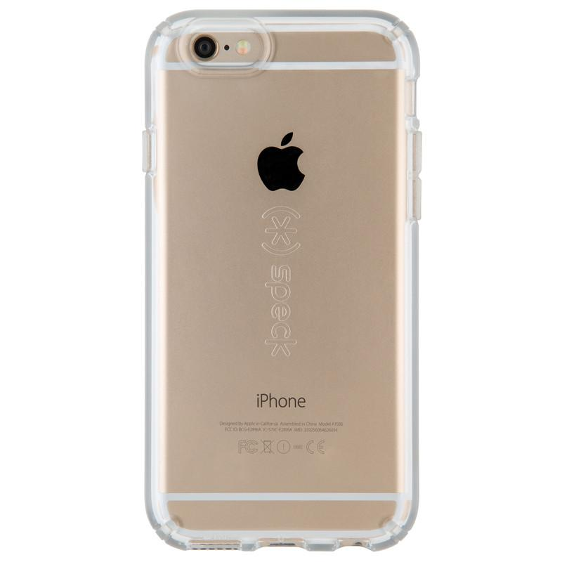 "CandyShell Clear iPhone 6 Plus /6s Plus (5.5"") 軍規防摔保護殼 - 透明色"