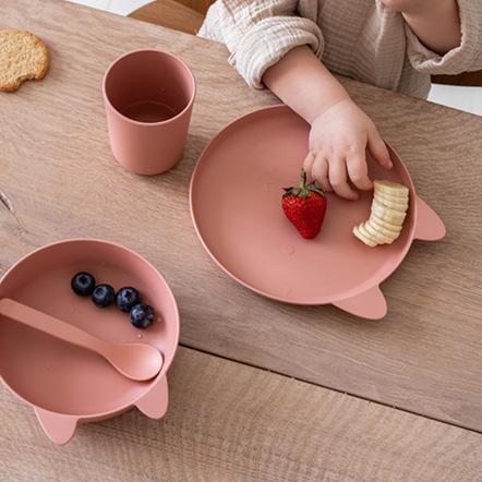 LEIWOOD PLA servies biobased plastic z