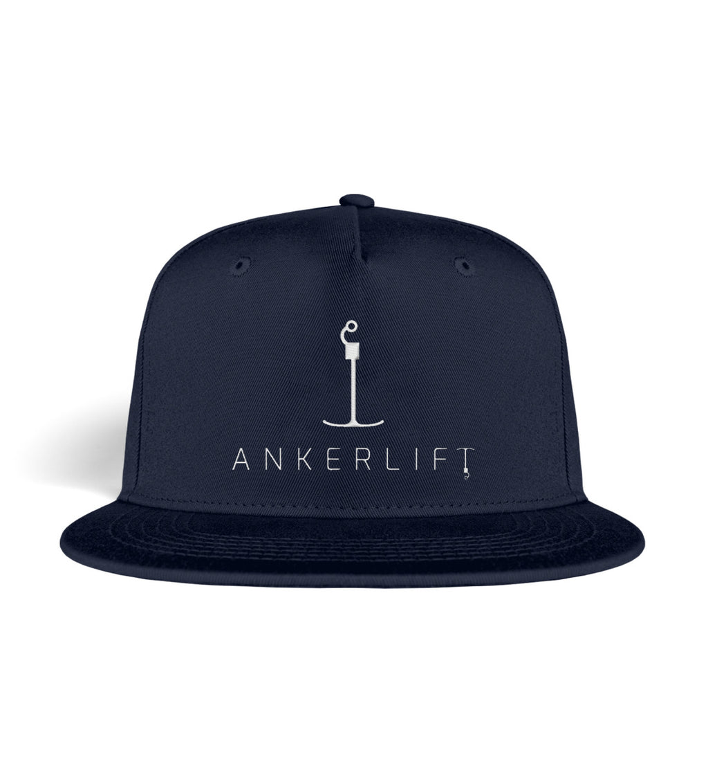 """ANKERLIFT"" Snapback-Cap in der Farbe"