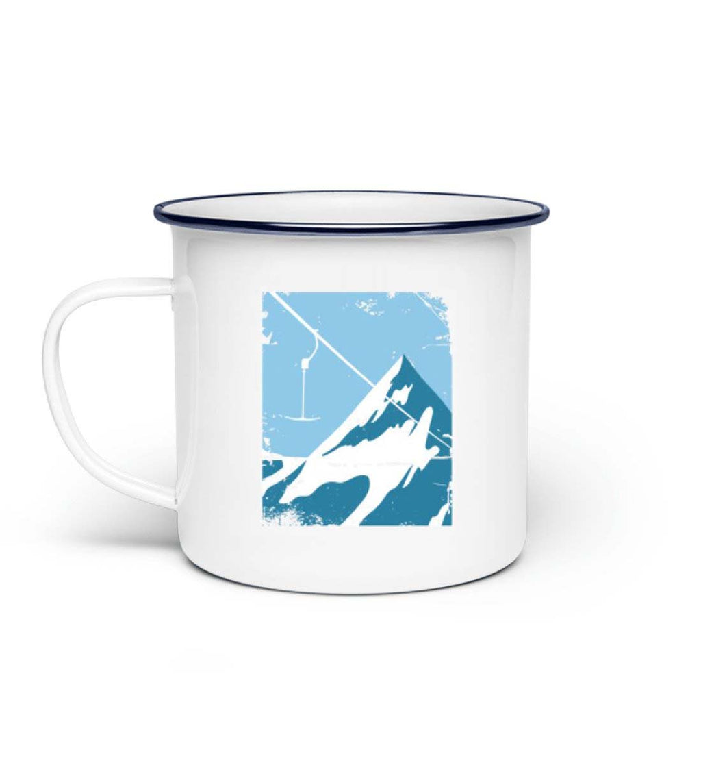 ANKERLIFT_Emaille_Tasse_weiss_Winter