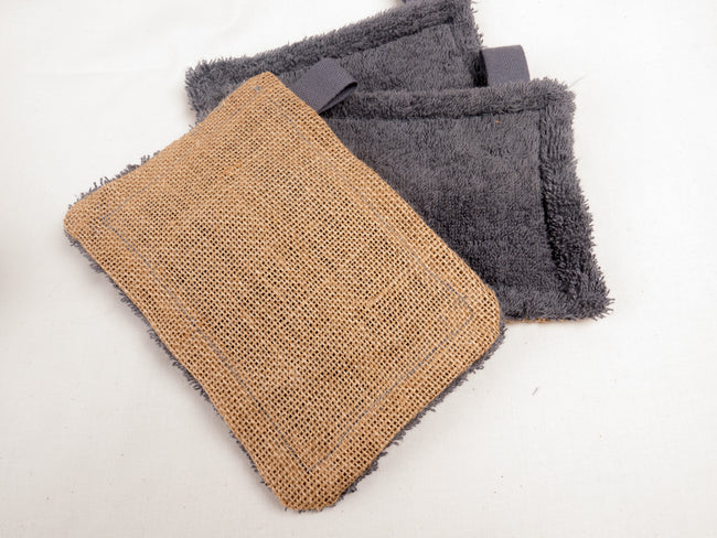 Cotton/Jute Cleaning Sponge