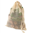 Cotton Mesh Shopping Bags