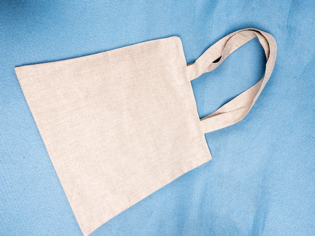 Hand Made Linen Totes