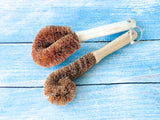 Coconut Wash Brush