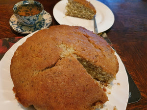 Lemon Myrtle Cake Recipe