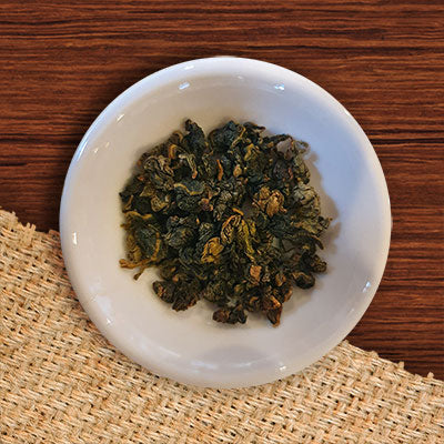 Iron Goddess Oolong (Ti Kuan Yin)