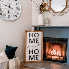 Load image into Gallery viewer, Home Sweet Home Vertical Sign
