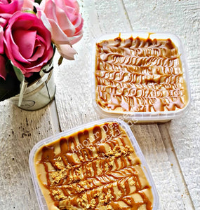 Creamy Biscoff Cheesecake in a Box