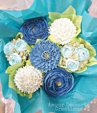 Load image into Gallery viewer, Floral Cupcake Bouquet