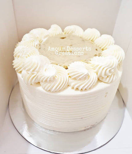 D24 Durian Cake with Melbourne Cake Delivery by Amour Desserts