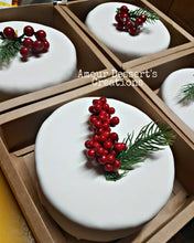 Load image into Gallery viewer, Premium Christmas Fruit Cake [Non-Halal]