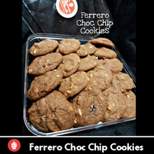 Load image into Gallery viewer, Ferrero Chocolate Chip Cookie