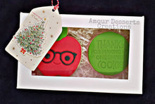Load image into Gallery viewer, Thank You Teacher Cookies by Amour Desserts