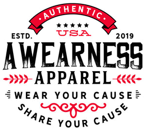 Awearness Apparel USA logo