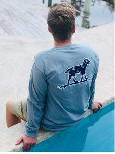 Buddy by the Sea - Solid Anchor Grey Unisex