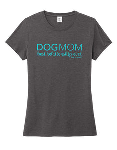"Dog is Good ""Dog Mom"" Tee Shirt"
