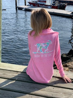 Buddy by Sea - Ladies Key West Zen Pullover