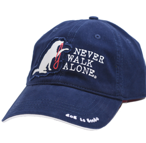 Dog is Good - Never Walk Alone Hat