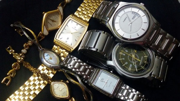 Types of Watches: a brief guide for new watch enthusiasts