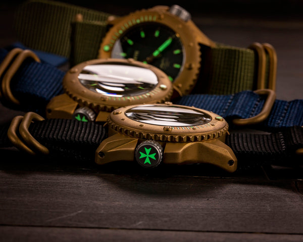 Hydra & Veneto: Affordable Bronze Watch Options by Pontvs