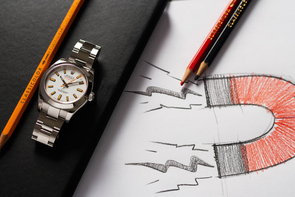 History of the Rolex Milgauss, the Scientists Watch
