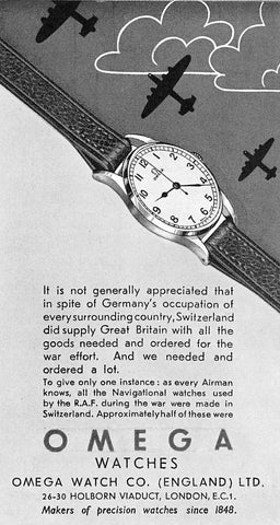 wristwatches brief history