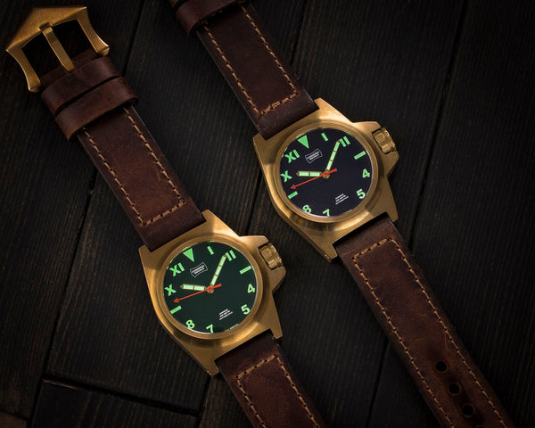 fonderia navale best bronze watches under 500