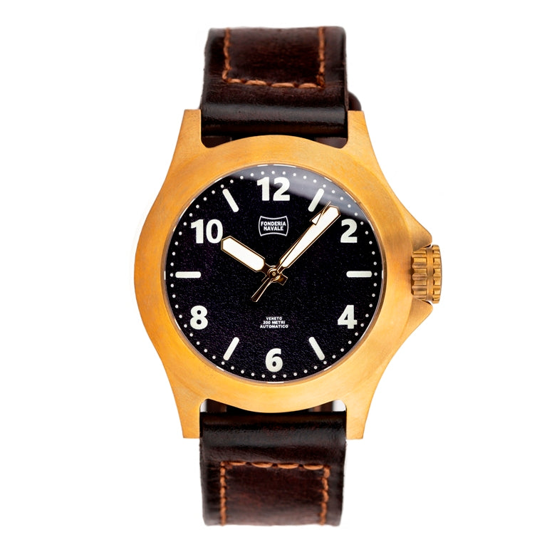 Fonderia Navale Veneto | Bronze Dive Watch | Affordable watch under 500 USD